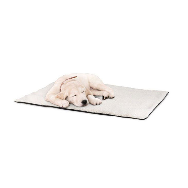 Self Heating Dog Bed Comfortable Heated Pad Warming Mat Large