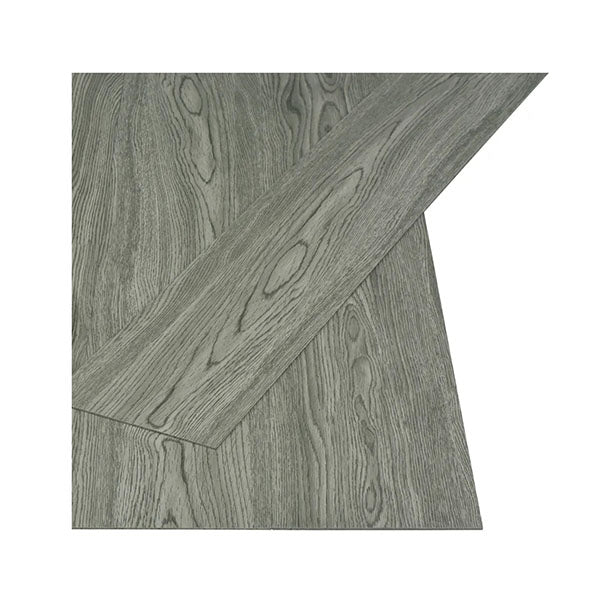 Self Adhesive Flooring Planks 3 Mm Pvc Grey