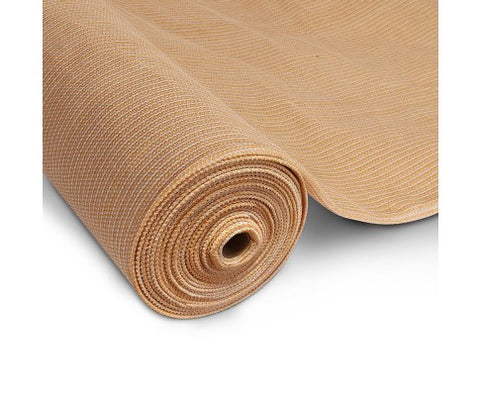 Shade Cloth Roll - Sandstone SH-CL-183X100-100-BE