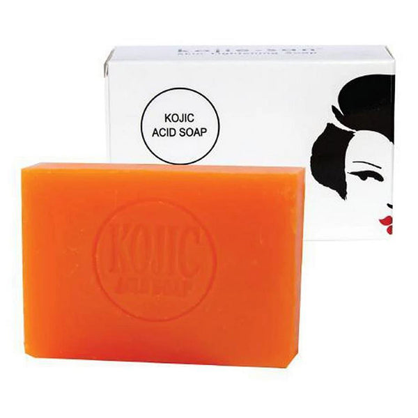 Kojie San Soap Bar with Skin Lightening Kojic Acid