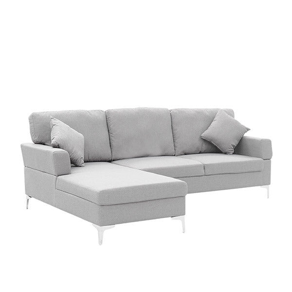 Sofa Couch Lounge L Shape With Right Chaise Seat