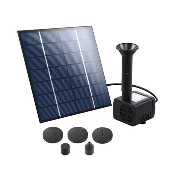 Solar Pond Pump Outdoor Water Fountains