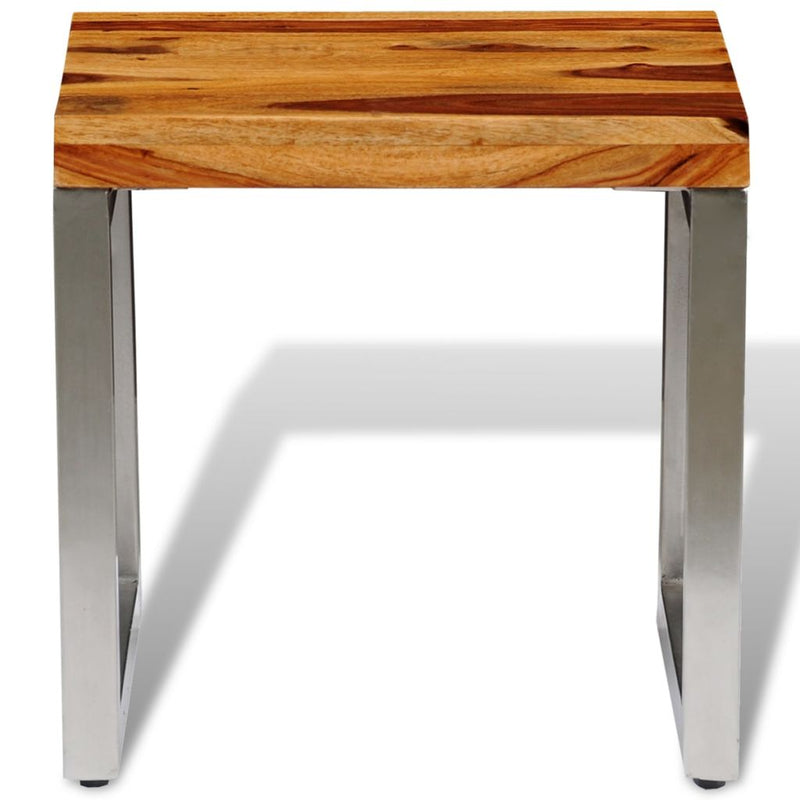 Coffee Table Solid Sheesham Wood