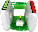 Star Fighter With Water Gun 23.5Cm