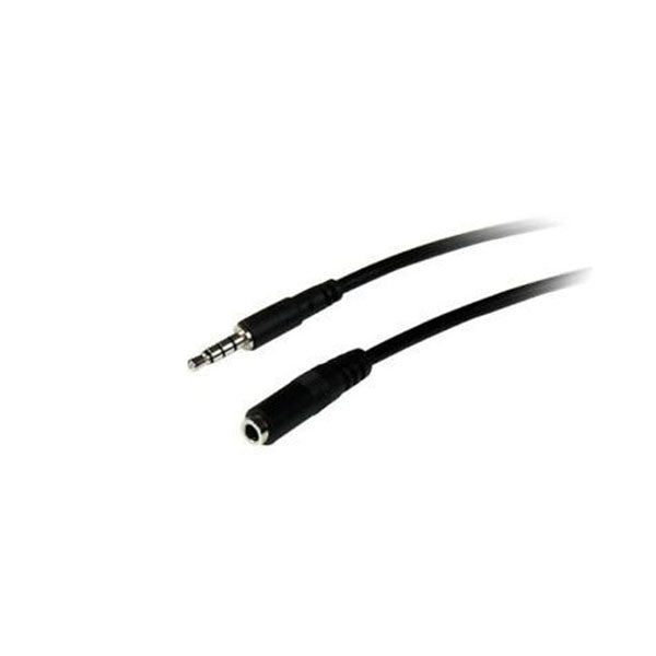 Startech 2M 4 Position Trrs Headset Extension Cable M F