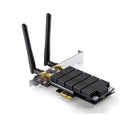 TP-LINK Archer T6E - AC1300 Wireless Dual Band PCI Express Adapter