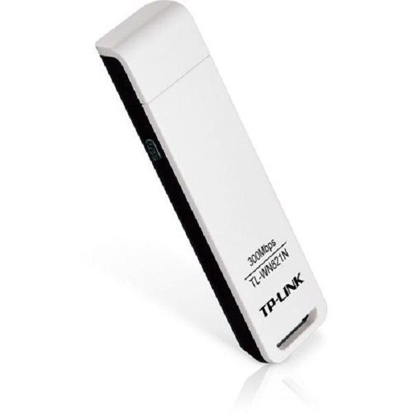 TP-Link 300M Wireless N USB Adapter, Atheros, 2T2R, 2.4Ghz