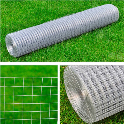 Tetragon Wired Mesh 25m