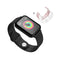Soga Fitness Smart Watch Heart Rate Monitor With 2X Wrist Band Strap