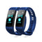 Soga 2X Sport Smart Watch Health Fitness Wrist Band Tracker Blue
