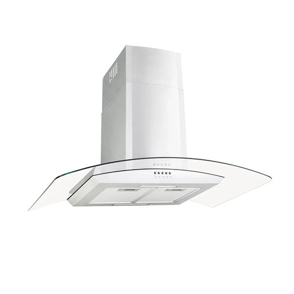 Wall Mounted Range Hood 90 Cm Stainless Steel