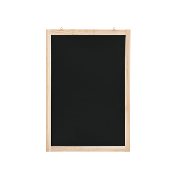 Wallmounted Blackboard Cedar Wood