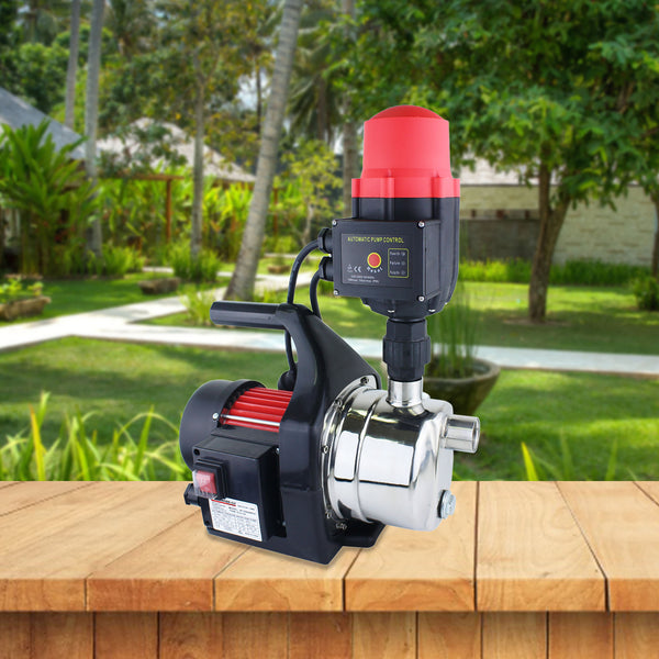 Weatherproof Garden Water Pump 1500W