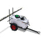 Weed Sprayer 100 - L Tank With Trailer