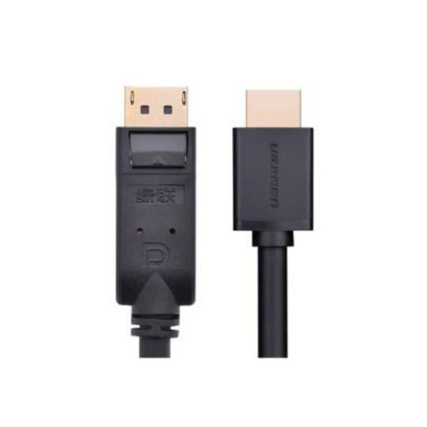 Ugreen Dp Male To Hdmi Male Cable 1M Black
