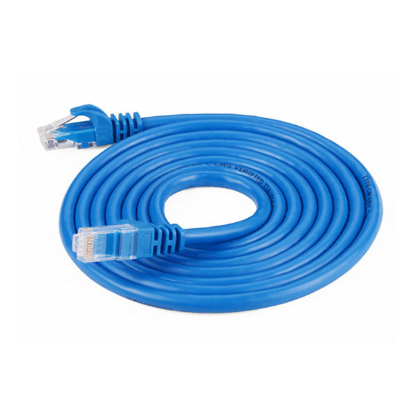 Ugreen Cat6 Utp Lan Cable Blue Color 26Awg Cca