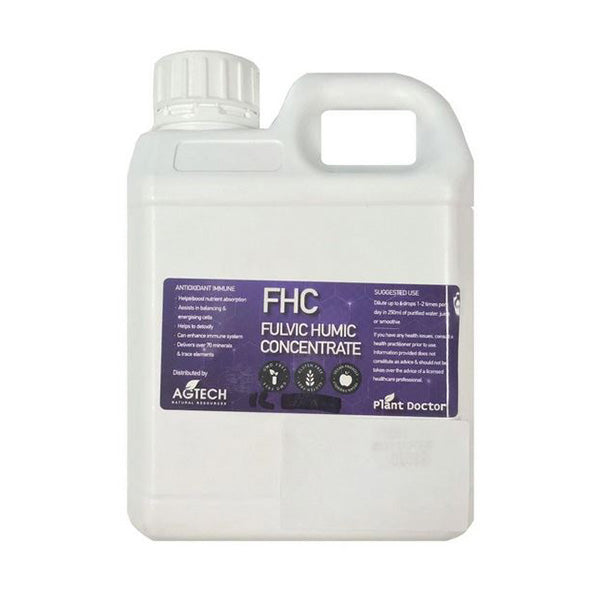 1L Fulvic Humic Acid Liquid Concentrate Organic Mineral Nutrient