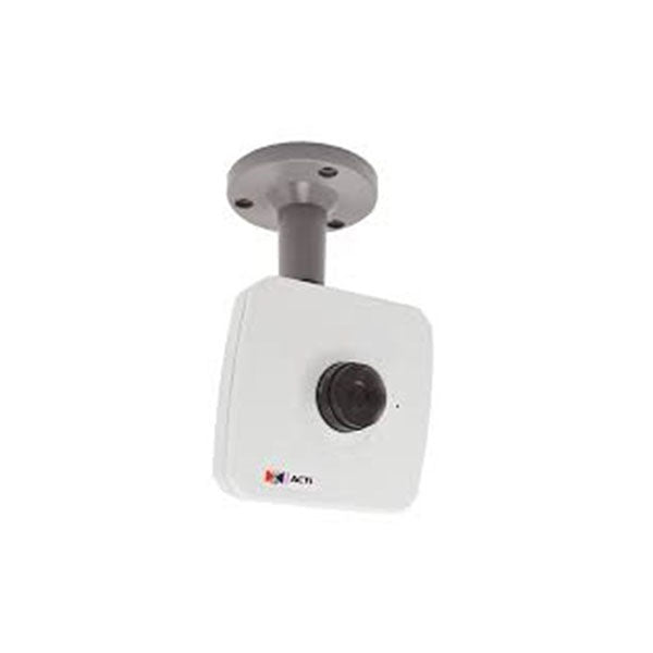 Acti E12A 3Mp Fixed Cube Cam