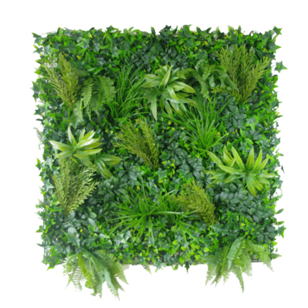 Native Tea Tree Vertical Garden Green Wall Uv Resistant 100X100 Cm