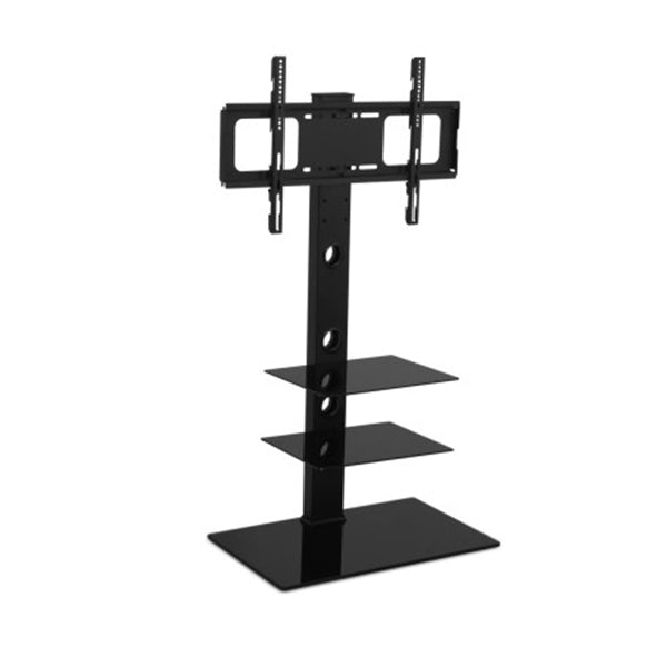 Artiss Floor Tv Stand Bracket Mount Adjustable 32 To 70 Inch Black