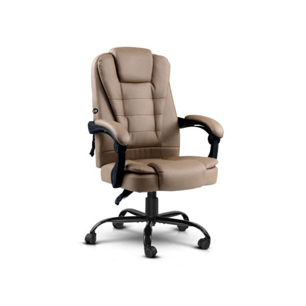 Massage Office Chair Pu Leather Recliner Computer Gaming Chairs