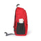 25L Travel Backpack Mens Foldable Camping Folding Bag Rucksack Red