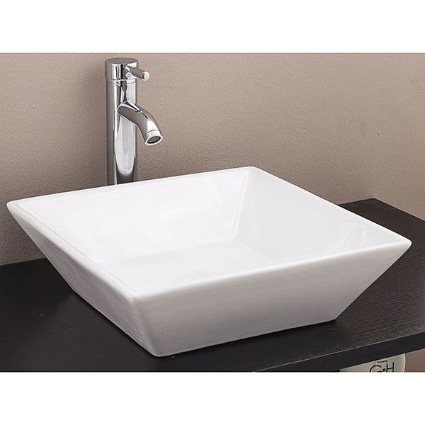 Bathroom Ceramic Above Countertop Basin for Vanity