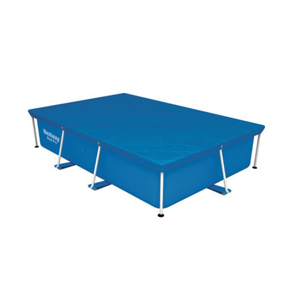 Bestway Swimming Pool Cover For 2X1 M Above Ground Pools Leafstop