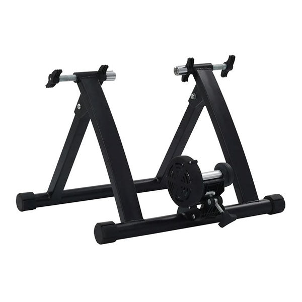 Roller Trainer Black 26 To 28 Inches Steel Black