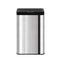 Stainless Steel Sensor Rubbish Trash Bins Motion Automatic Ac Adaptor