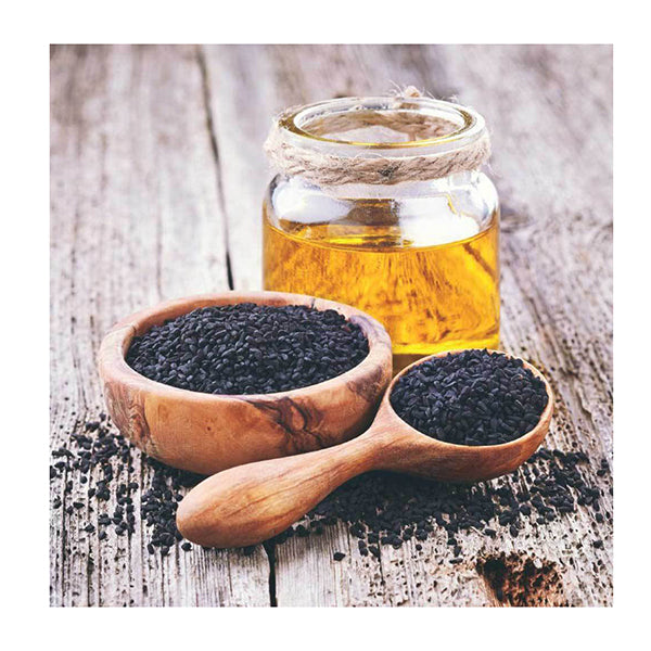 Pure Black Seed Oil 100 Percent Nigella Sativa Unfiltered Cold Pressed