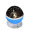Led Night Star Sky Projector Light Lamp Rotating Starry Baby Room Kids