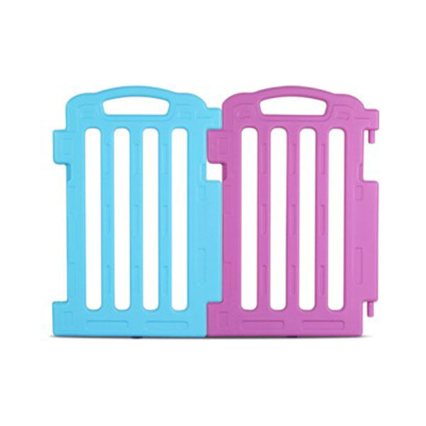 Plastic Baby Playpen Extension Panel 2 Pieces