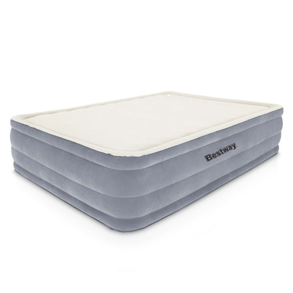 Bestway Inflatable Air Mattress Bed w/ Built-in Electric Pump