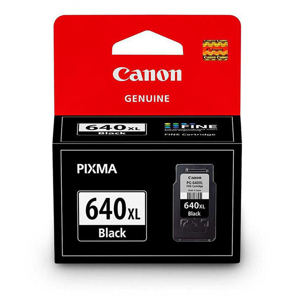 Canon Pg640Xl Black Fine Cartridge