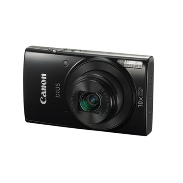 Canon Ixus190Bk Ixus 190 Digital Camera Black