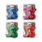 4X Pack Surf Snakes Catnip Cat Crinkle Toy Pet Chase 9Cm Kitten Toys