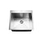 Stainless Steel Kitchen Laundry Sink w/ Waste Strainer