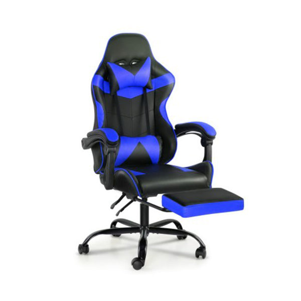 Gaming Office Racing Recliner With Footrest