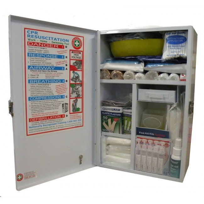 Childcare and Nursery Medium Wallmount First Aid Kit