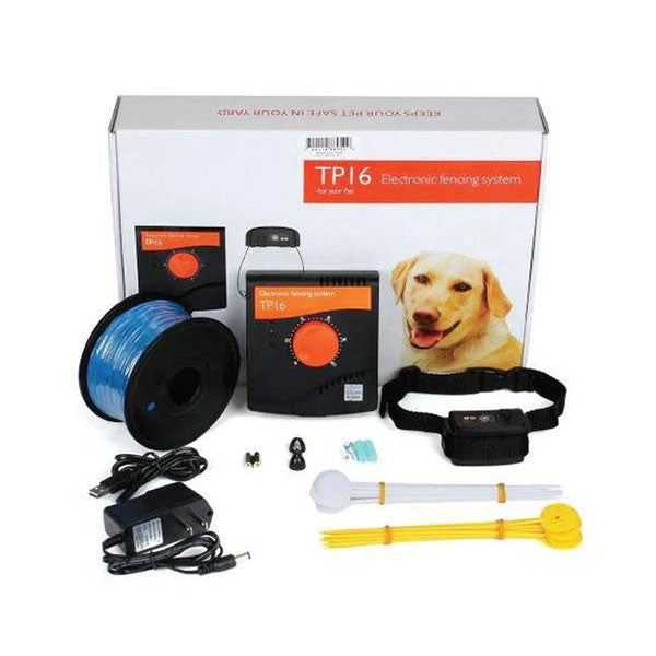 Electronic Dog Fence System Invisible Electric Wireless Collar