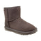 Comfort Me Australian Made Classic Mini Ugg Boot Chocolate