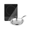 Soga Electric Smart Induction Cooktop And 30Cm Stainless Frying Pan