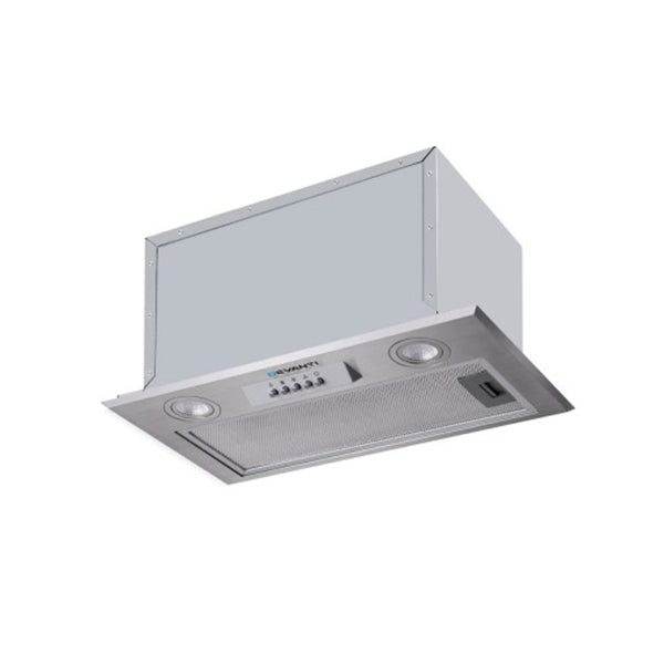 Range Hood Undermount Built In Stainless Steel Canopy 52 Cm 520 Mm