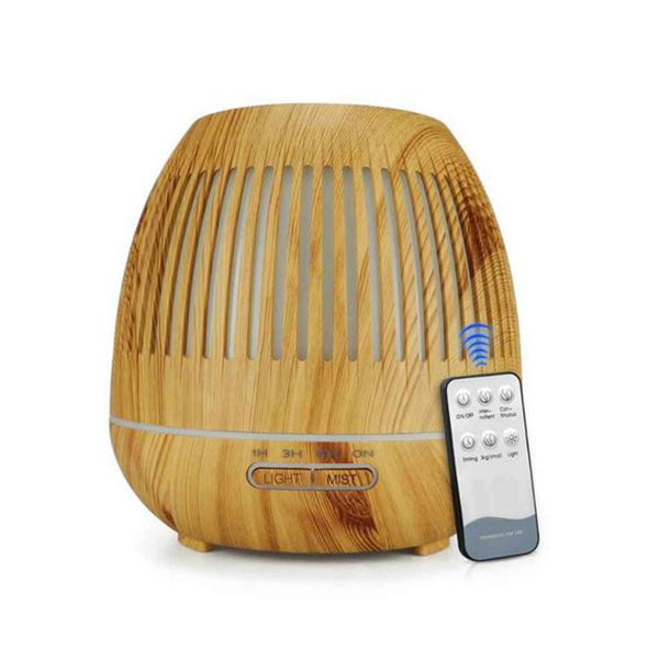 300Ml Essential Oil Aroma Diffuser Hollow Ultrasonic Aromatherapy Air