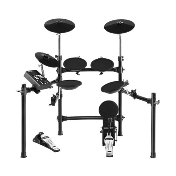 8 Piece Electric Electronic Drum Kit Set Pad Tom Midi For Kids Adults
