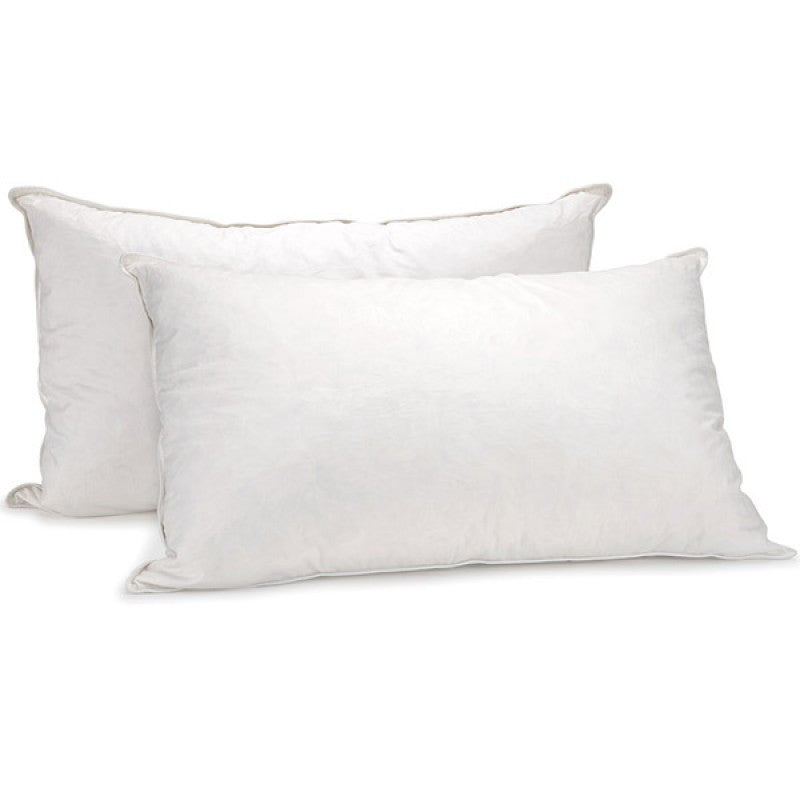 Duck Feather Down Pillows Set