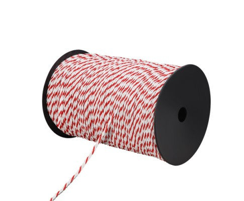 Electric Fence Energiser Poly Rope
