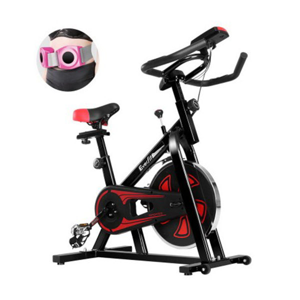 Spin Exercise Bike Cycling Fitness Commercial Home Workout Equipment