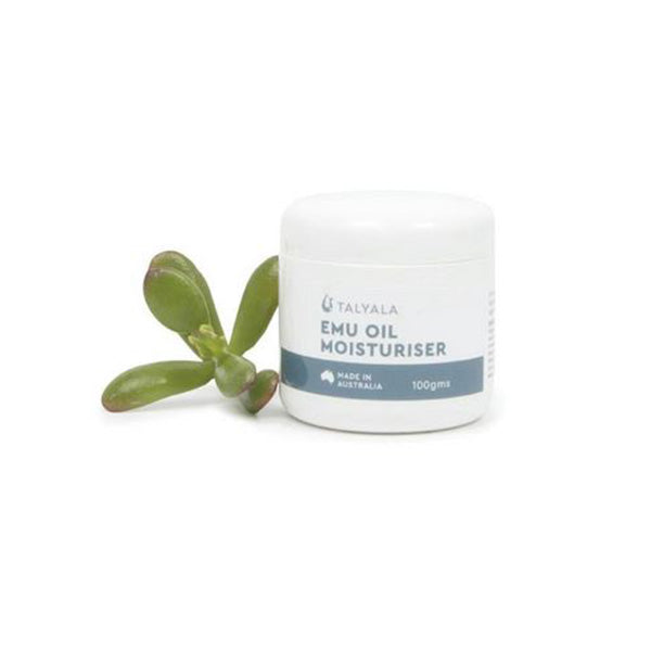 Emu Oil Moisturiser 100G Natural Day Night Fine Lines Wrinkle Cream